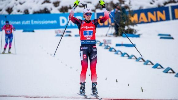 Рьозеланд спечели спринта в Оберхоф, българките - след 75-о място